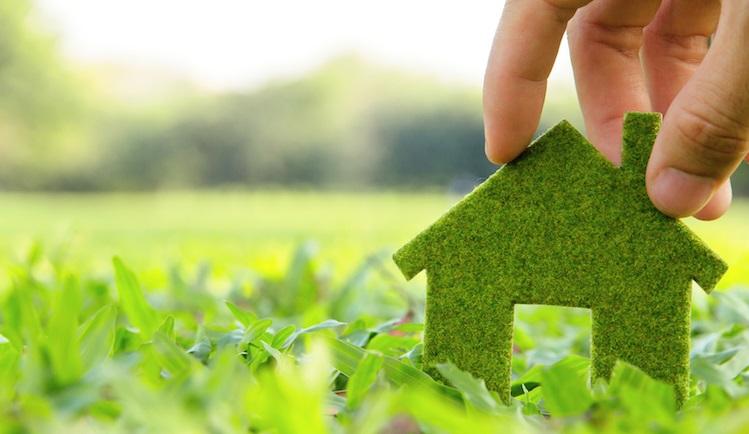 maison-ecologique ménage